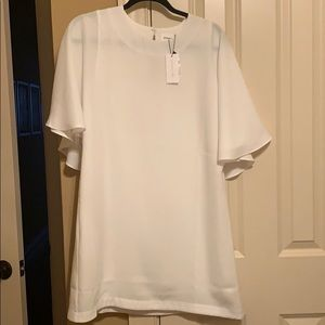 Brand New with tags Ivory dress